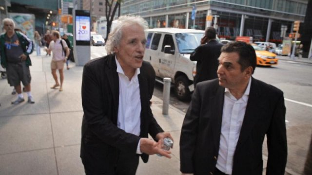 THE PROJECTIONIST Q&A with Director Abel Ferrara and Nicolas Nicolaou Daily (May 15 - May 21)